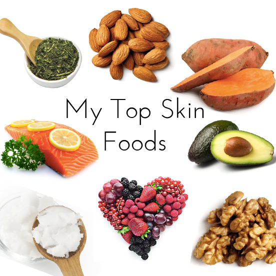 Nutrition for healthy skin, hair and nails