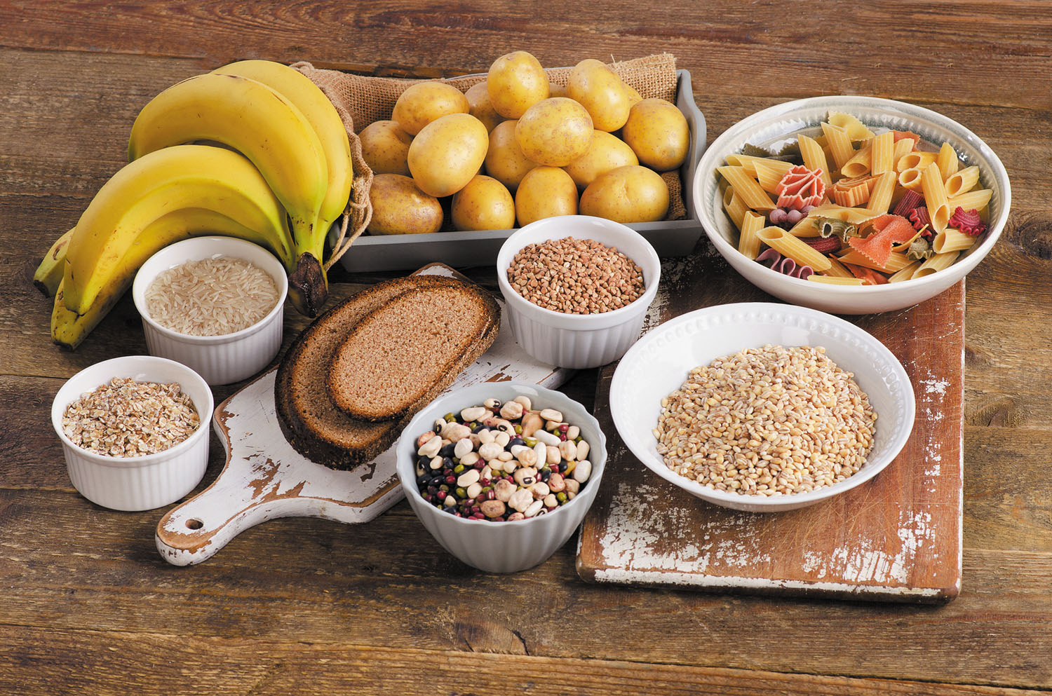 Carbohydrates – Not a villain